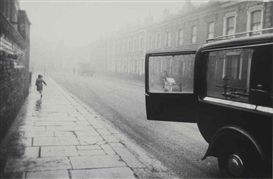 Artwork by Robert Frank, London, Made of gelatin silver print
