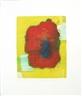 Willibrord Haas, 5 works: Gekrümmter Farbhorizont; Zinnoberschiff; Hermetischer Traum; Durchblick; Betteraves