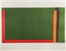 John Hoyland, Small Swiss Green
