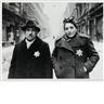 Yevgeny Khaldei, Jewish Couple, Budapest. 1945