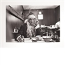 Mary Ellen Mark, Santa Claus Having Lunch, New York City
