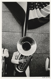 Robert Frank, Political Rally - Chicago