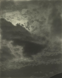 Artwork by Alfred Stieglitz, Music - A Sequence Of Ten Cloud Photographs, No. Vi, Made of Photographs