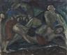 Josef Eberz, Grablegung