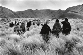 Artwork by Sebastião Salgado, Ecuador, 1982, Made of Silver print
