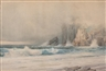 William Trost Richards, A rocky coast