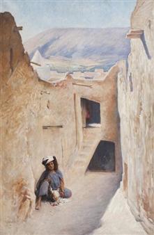 Bou Saada By Emile Bernard