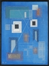 Oskar Fischinger, FORMS ON BLUE