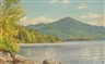 William Trost Richards, White Face Mountain From Lake Placid