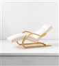 Alvar Aalto, Cantilevered chaise longue, model no. 39