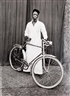 Seydou Keïta, Man with bike
