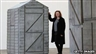 Rachel Whiteread unveils shed sculptures