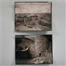 Linda Connor, 2 Works: Ruins El Morro, New Mexico & Ruins, Utah