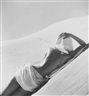 Louise Dahl-Wolfe, Nude on beach, California, 1948