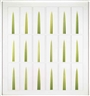 Garry Fabian Miller, Set of 18 Works: Broken Reeds, Autumn 2001