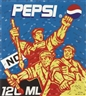 Wang Guangyi, Pepsi, from Great Criticism series