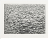 Vija Celmins, Ocean Surface Woodcut