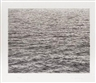 Vija Celmins, Drypoint--Ocean Surface
