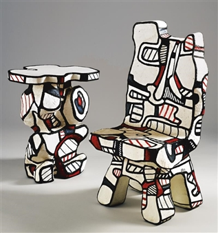 artworks of jean dubuffet 1901 1985