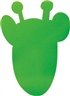 Jeff Koons, Giraffe (Light Green)