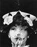 William Klein, Hat + 5 Roses, Paris (Vogue)