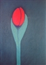 Carla do Carmo, Tulip, pastel on paper, 60 x 40 cm, 400,00 EUR  USD 555,00
