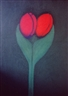 Carla do Carmo, Tulips, pastel on paper, 60 x 40 cm, 400,00 EUR  USD 555,00