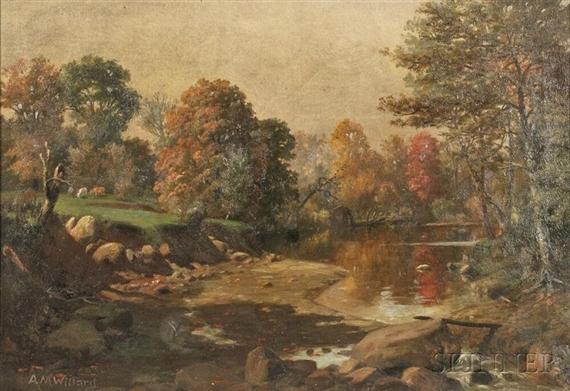 Archibald Willard Paintings For Sale