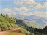 James Emery Greer, View of the Mountains