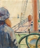 Christian Krohg, Lots (Pilot at the harbour)