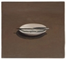 Vija Celmins, Untitled (Knife and Dish)