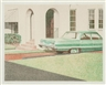 Robert Bechtle, 2 Works: '64 Impala; '63 Bel Air