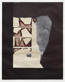 Artwork by Louise Nevelson, Untitled, Made of Aquatint with screenprint in colors and collage