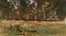Theodor von Hörmann, Small Landscape Study