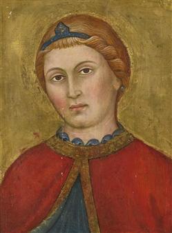 Artworks of taddeo di bartolo italian 1362 1422