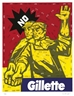 Wang Guangyi, Great Criticism Series: Gillette