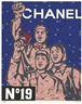 Wang Guangyi, Great Criticism Series: Chanel No. 19