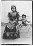 Seydou Keïta, Mutter und Sohn