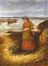 Hamilton Macallum, A fishergirl on the coast