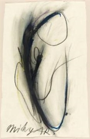 Arnulf Rainer, Untitled