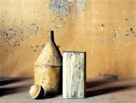 Artwork by Luigi Ghirri, Atelier Giorgio Morandi, Made of C-Print