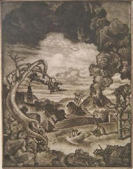 El Monstro de Parocuti By Reynold Weidenaar
