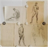 Helen Beling, 5 works: Life Sketches