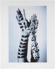 Artwork by Shirin Neshat, Untitled, Made of digital inkjet print