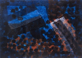 Howard Hodgkin, Venice Evening (h.95)
