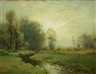 Arthur Parton, STREAM IN A MEADOW