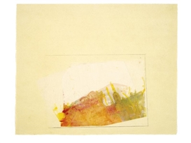Artwork by Joseph Beuys, UNTITLED, Made of watercolour, pencil and paper collage on paper