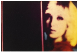 Artwork by Richard Prince, UNTITLED (CAROLE), FROM THE ENTERTAINER SERIES, Made of ektacolour print