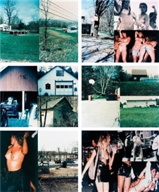 Artwork by Richard Prince, 6 Works: Upstate, Made of 6 Ektacolor prints