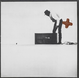 Artwork by Joseph Beuys, 3-Tonnen-Edition, Made of Silkscreen print with oil colour